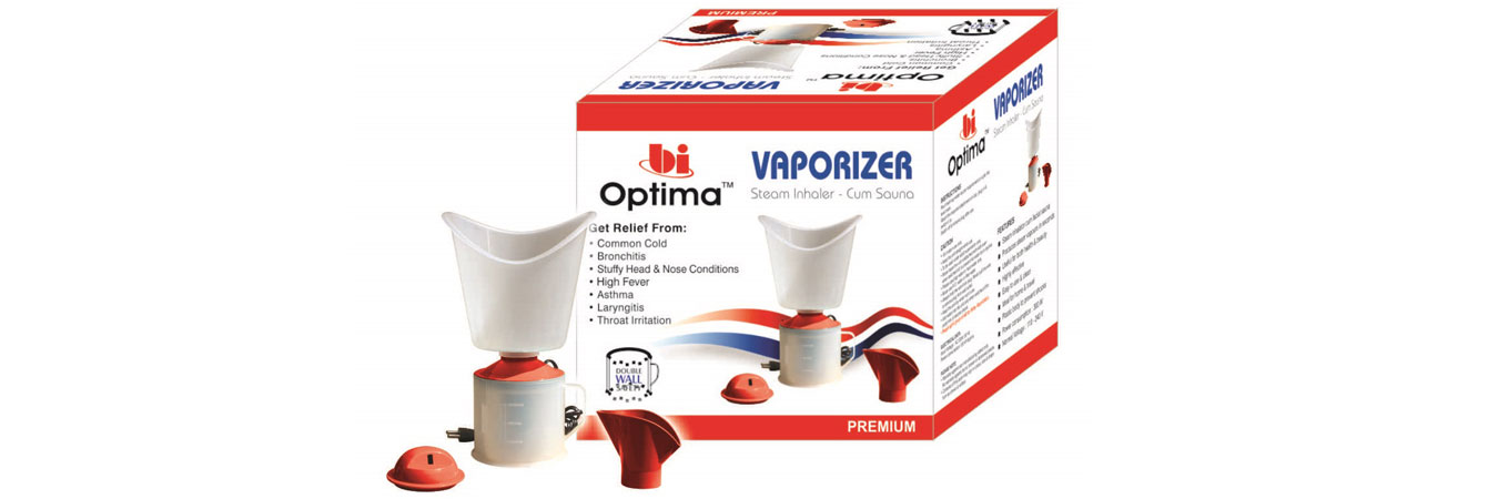 Steam Inhaler & Vaporizer