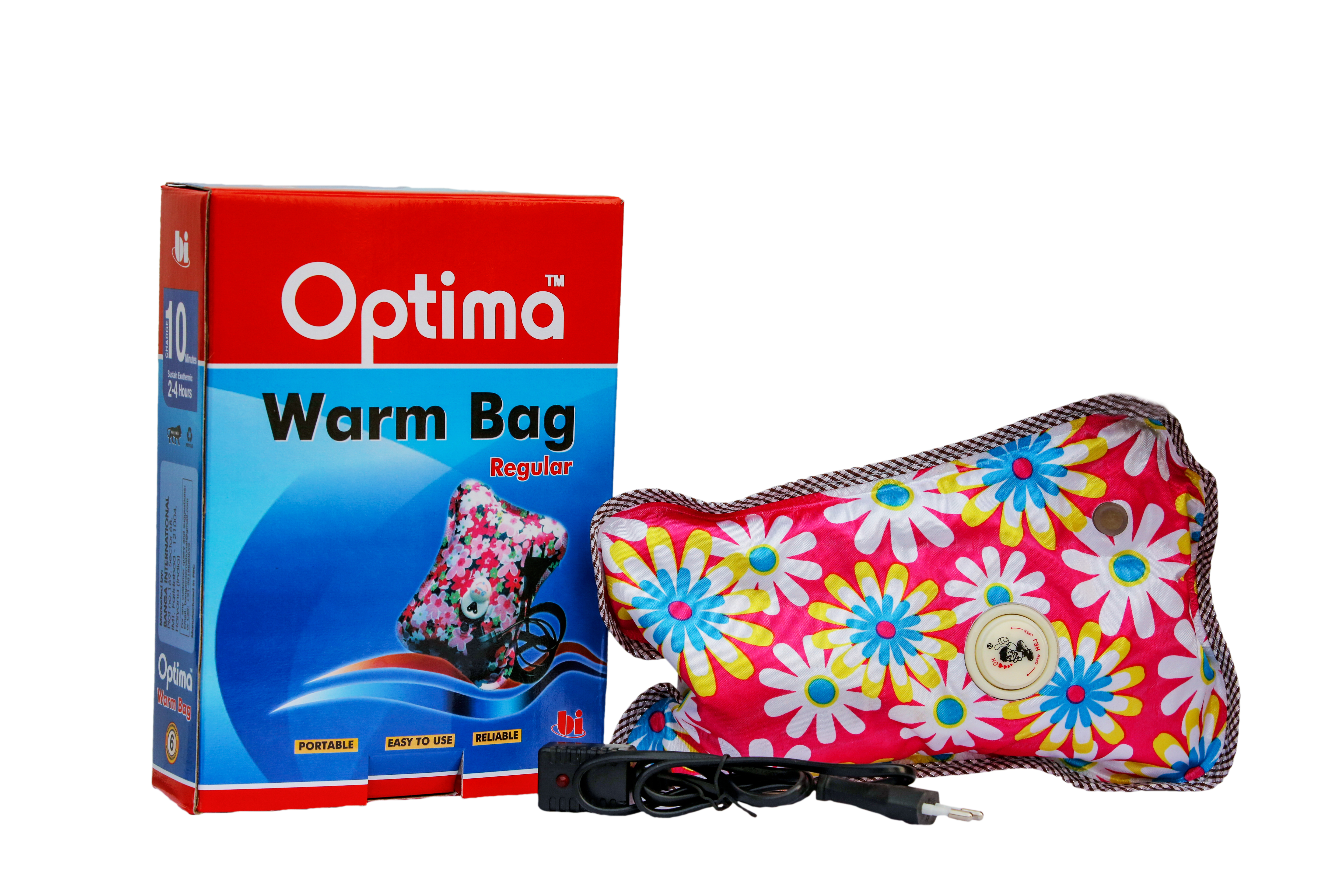 Optima Gel Warm Bag (Regular)